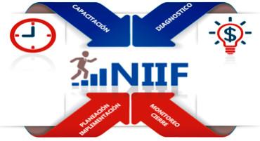 NIIF Y EXPERTOS TRIBUTARIOS